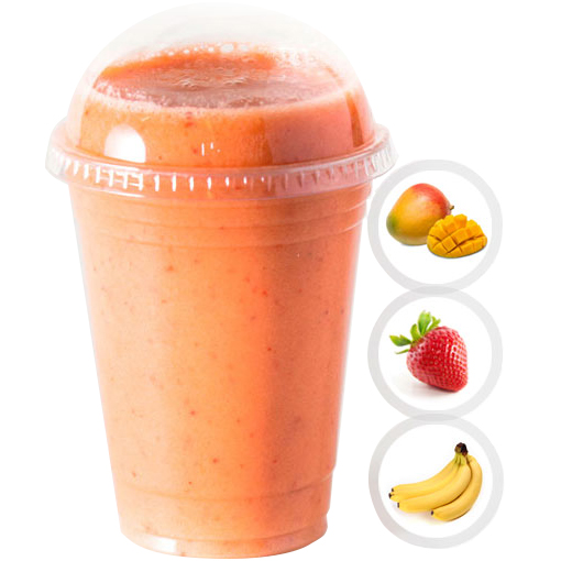 MANGO TANGO (MANGO, BANANA, STRAWBERRY) SELECT 16oz OR 20oz