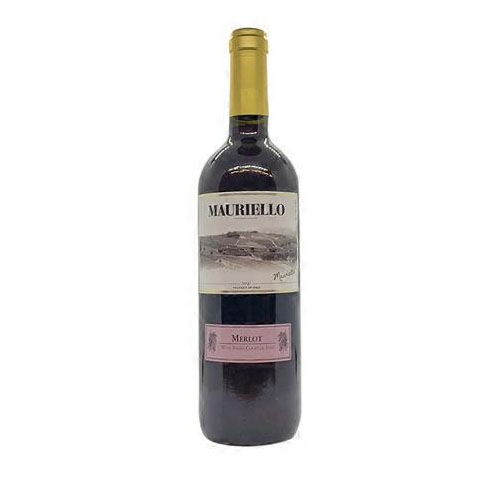 MAURIELLO WINE BASED COCKTAIL MERLOT 750ml