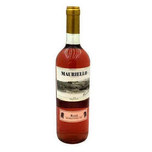 MAURIELLO WINE BASED COCKTAIL ROSE 750ml