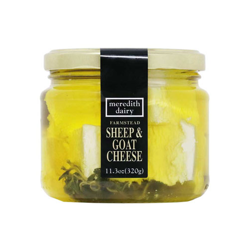 MEREDITH DAIRY SHEEP&GOAT CHEESE 11.3oz.