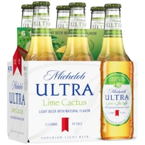 MICHELOB ULTRA INFUSIONS 6pk 12oz.