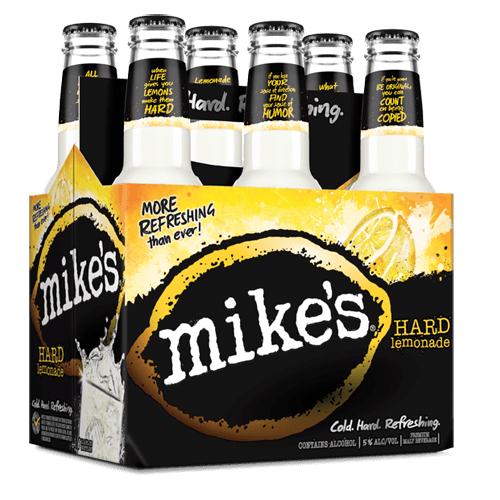 MIKE'S HARD LEMONADE 12oz 6pk