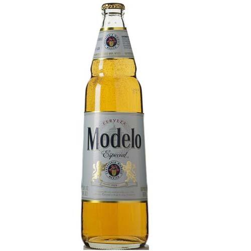 MODELO ESPECIAL BEER BOTTLE 24oz