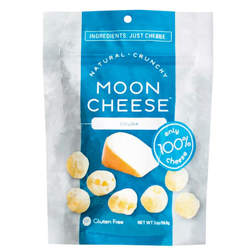MOON CHEESE GLUTEN FREE CRUNCHY GOUDA 2oz