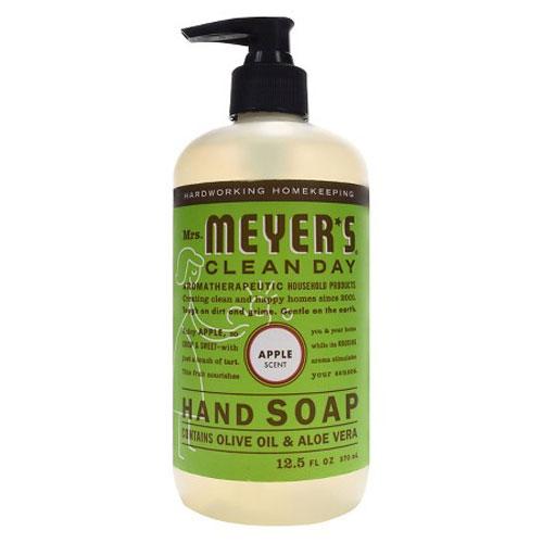 MRS MEYERS HAND SOAP APPLE 12.5oz
