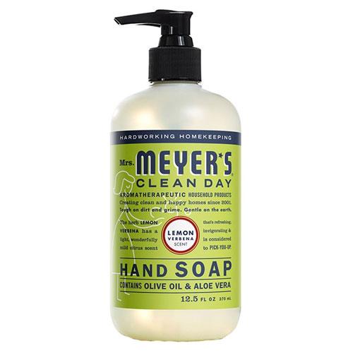 MRS MEYERS HAND SOAP LEMON VERBENA 12.5oz
