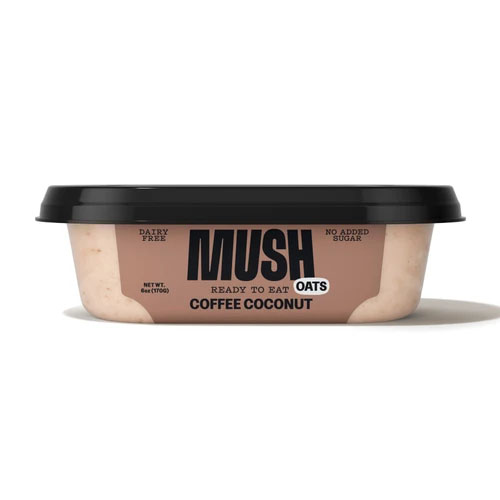 MUSH OVERNIGHT OATS COFFEE COCONUT 6oz