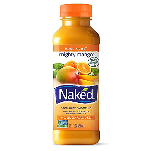 NAKED JUICE MIGHTY MANGO 15.2oz