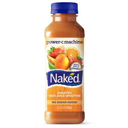 NAKED JUICE POWER C MACHINE 15.2oz