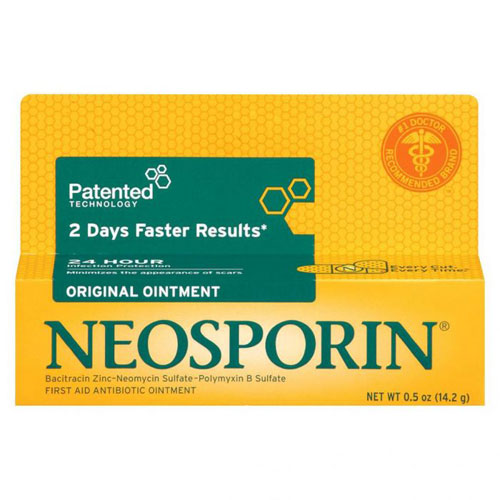 NEOSPORIN ORIGINAL OINTMENT 0.5oz