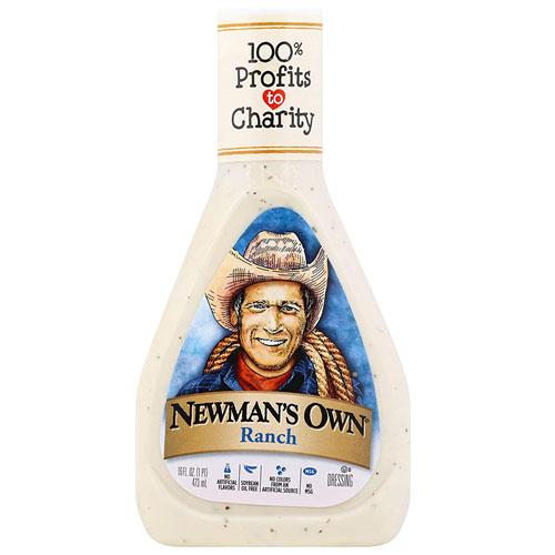 NEWMAN'S OWN DRESSING RANCH 16oz.