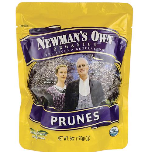 NEWMAN'S OWN ORGANIC PRUNES 6oz