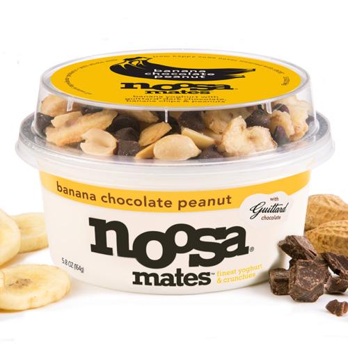 NOOSA YOGHURT BANANA CHOCOLATE PEANUT 5.8oz