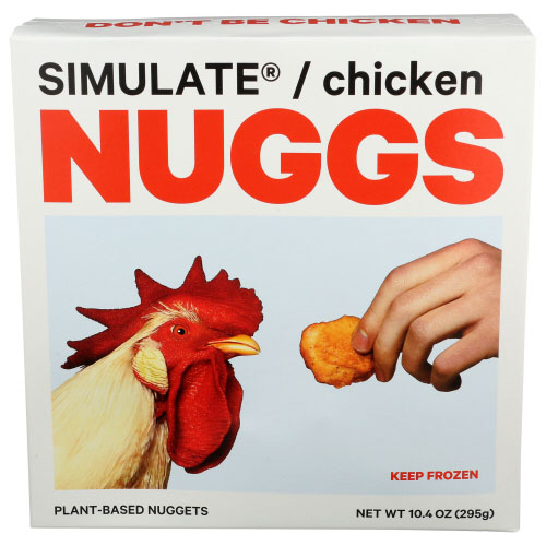 NUGGS PLANT BASED NUGGETS 10.4oz
