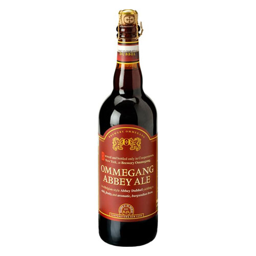 OMMEGANG ABBEY ALE 25.4oz.