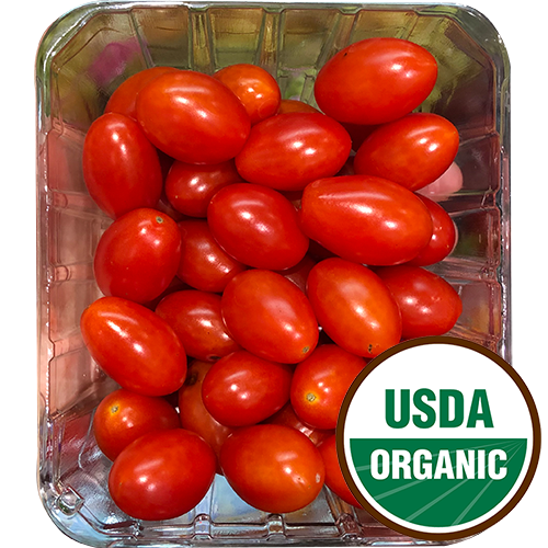 ORGANIC GRAPES TOMATO 10oz