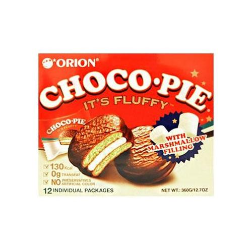 ORION CHOCO PIE 39G 12pk.