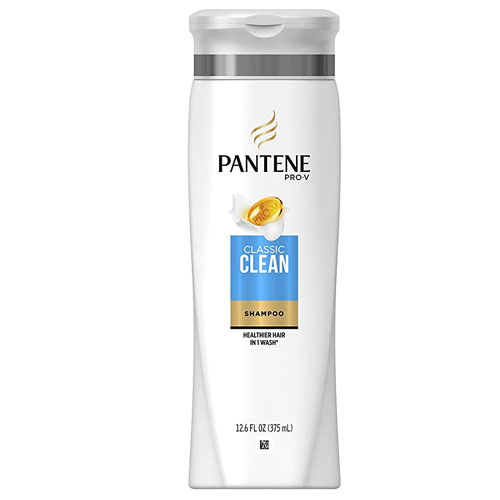 PANTENE CLASSIC CLEAN SHAMPOO12.6oz
