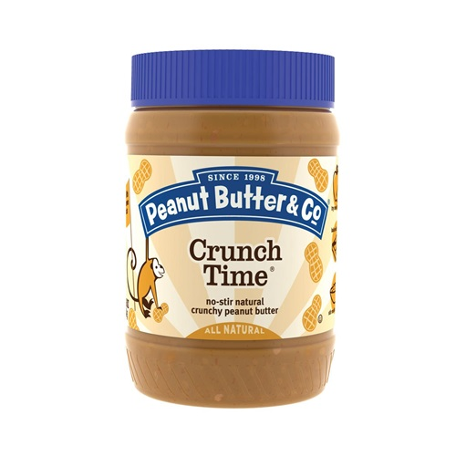 PEANUT BUTTER & CO CRUNCH TIME PEANUT BUTTER 16oz