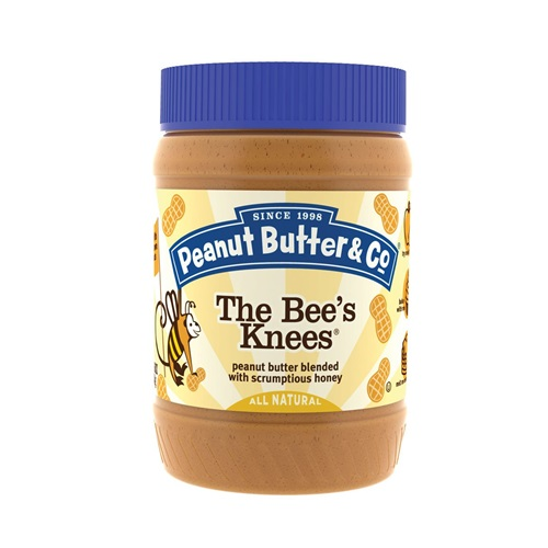 PEANUT BUTTER & CO THE BEE'S KNEES PEANUT BUTTER 16oz