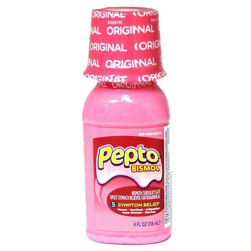 PEPTO-BISMOL ORIGINAL 4oz