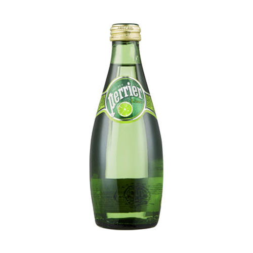 PERRIER SPARKLING WATER LIME 11.15oz