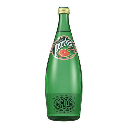 PERRIER SPARKLING WATER PINK GRAPEFRUIT 25.3oz