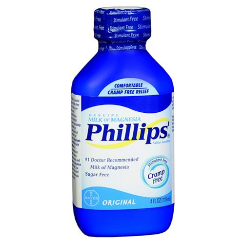 PHILLIPS ORIGINAL SALINE LAXATIVE 4oz