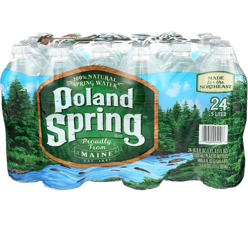 POLAND SPRING 16.9oz 24pk