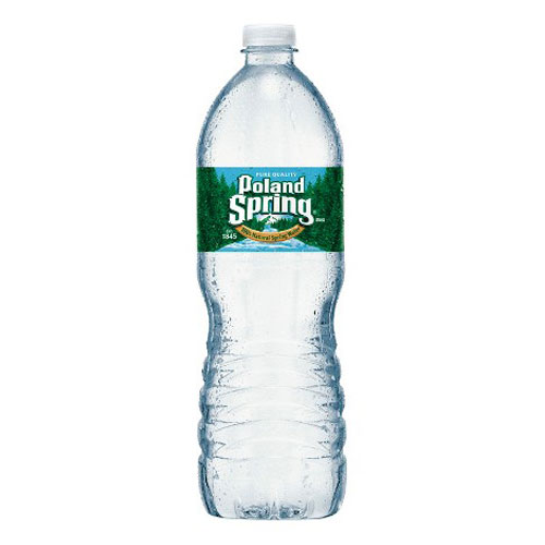 POLAND SPRING WATER 33.8oz