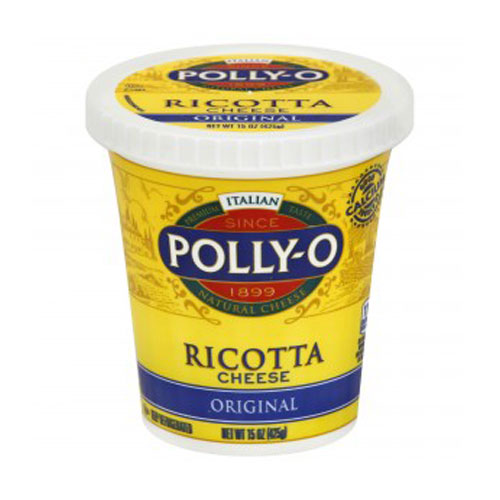 POLLYO RICOTTA CHEESE ORIGINAL 15oz.