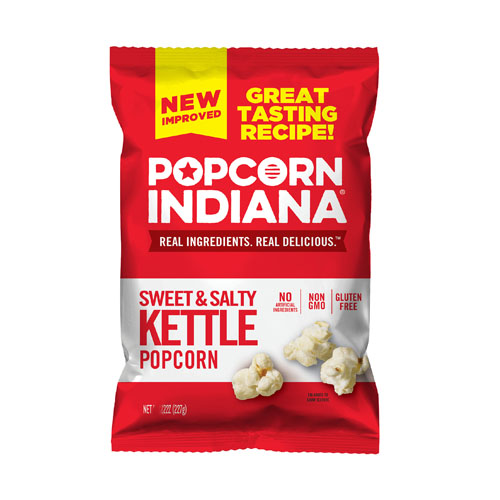 POPCORN INDIANA POPCORN KETTLE SWEET&SALTY 3oz