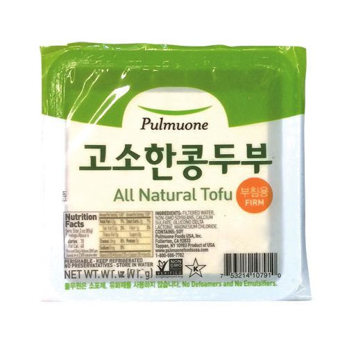 PULMUONE FIRM TOFU 16oz