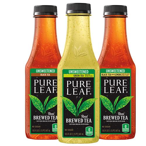 PURE LEAF REAL TEA 18.5oz
