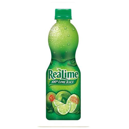 REALIME 100% LIME JUICE 8oz