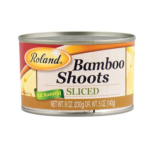 ROLAND SLICED BAMBOO SHOOTS 8oz.