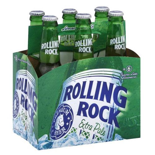 ROLLING ROCK PALE 6pk 12oz.