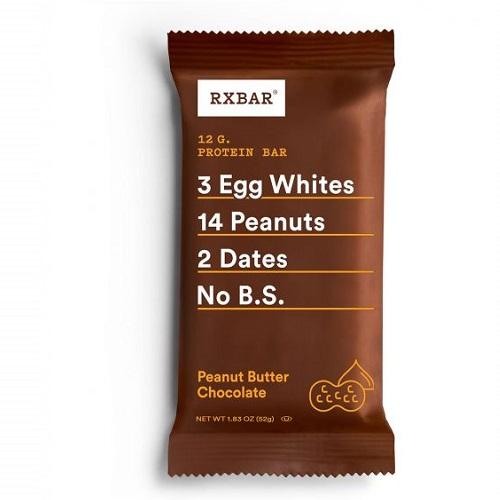 RXBAR PEANUT BUTTER CHOCOLATE 1.83oz