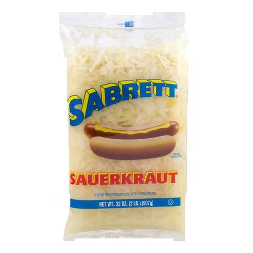 SABRETT SAUERKRAUT 32oz