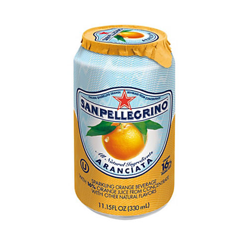 SAN PELLEGRINO ORANGE 11.15oz
