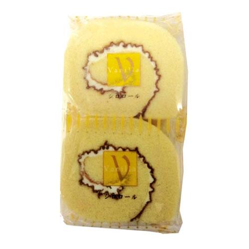 SHOEIDA VANILLA ROLL CAKE 4P 6.05oz