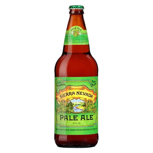 SIERRA NEVADA PALE ALE 24oz