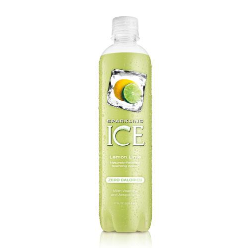 SPARKLING ICE LEMON LIME 17oz