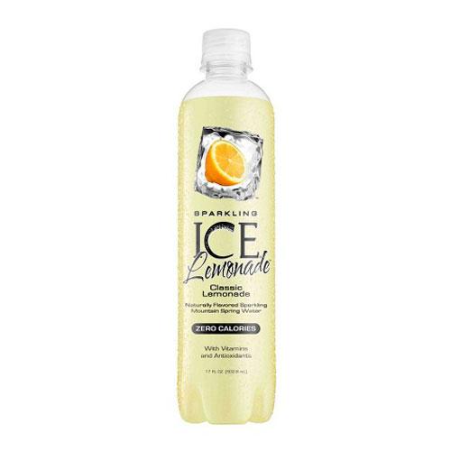SPARKLING ICE LEMONADE 17oz