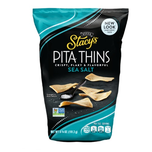STACY'S PITA THINS SEA SALT 6.75oz.