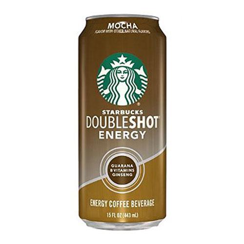 STARBUCKS DOUBLE SHOT ENERGY COFFEE 15oz
