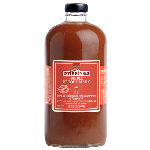 STIRRINGS SIMPLE BLOODY MARY COCKTAIL MIXER 25.4oz