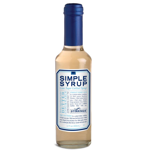 STIRRINGS SIMPLE SYRUP MIX 12oz