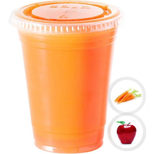 SUMMER STAR (CARROT, APPLE) SELECT 16oz OR 20oz