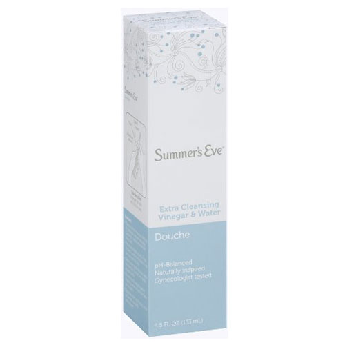 SUMMERS EVE  DOUCHE EXTRA CLEANSING 4.5oz